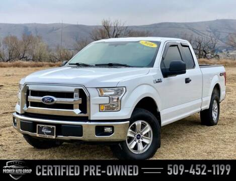 2016 Ford F-150 for sale at Premier Auto Group in Union Gap WA