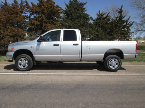 2006 Dodge Ram Pickup 2500 for sale at Joe's Motor Company in Hazard NE