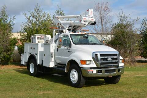 2007 Ford F-750 for sale at Signature Truck Center - Service-Utility Truck in Crystal Lake IL