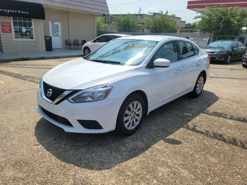 2019 Nissan Sentra for sale at 2nd Chance Auto Sales in Montgomery AL