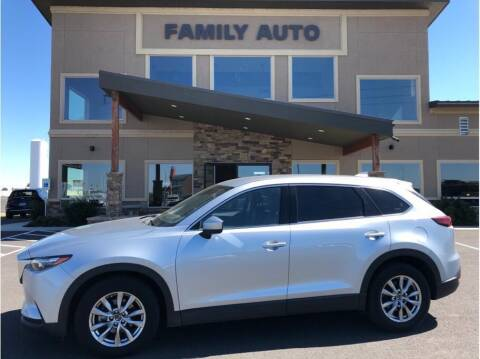 2018 Mazda CX-9 for sale at Moses Lake Family Auto Center in Moses Lake WA