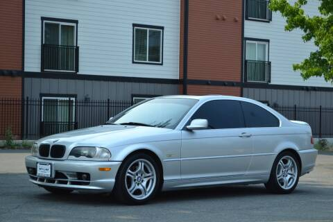 2002 BMW 3 Series for sale at Skyline Motors Auto Sales in Tacoma WA