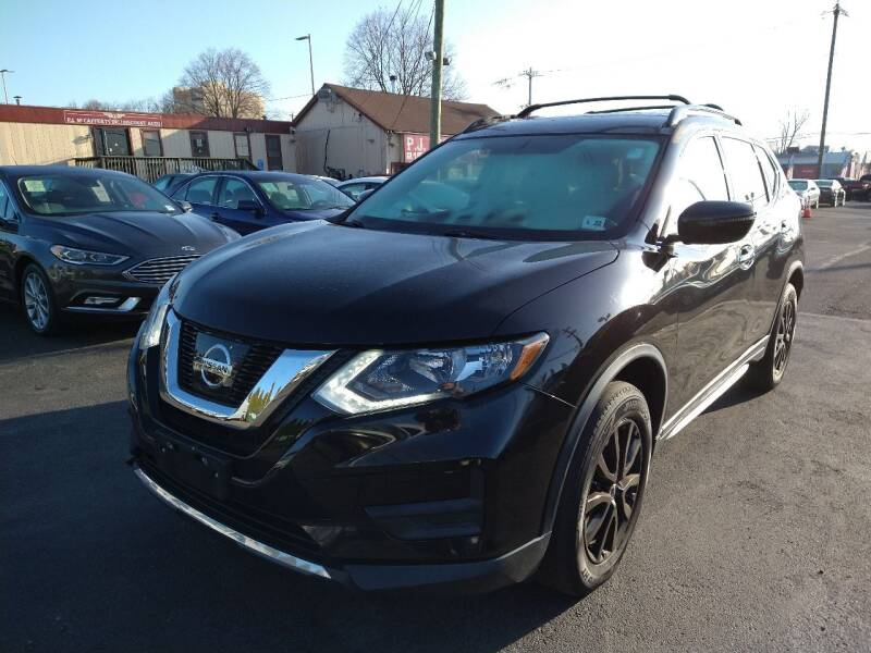 2017 Nissan Rogue for sale at P J McCafferty Inc in Langhorne PA