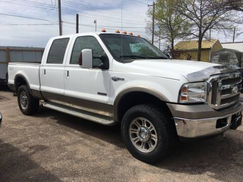 2005 Ford F-250 Super Duty for sale at El Tucanazo Auto Sales in Grand Island NE