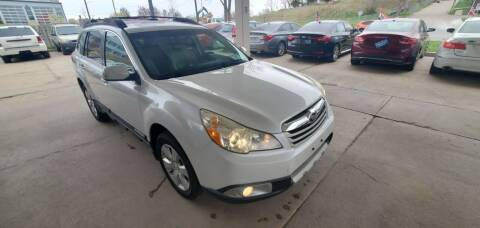 2010 Subaru Outback for sale at Divine Auto Sales LLC in Omaha NE