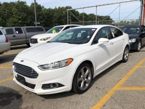 2013 Ford Fusion for sale at Plymouthe Motors in Leominster MA