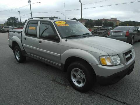 2005 Ford Explorer Sport Trac for sale at Kelly & Kelly Supermarket of Cars in Fayetteville NC
