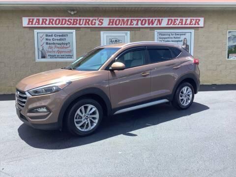2017 Hyundai Tucson for sale at Auto Martt, LLC in Harrodsburg KY