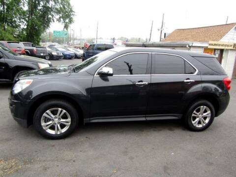 2013 Chevrolet Equinox for sale at American Auto Group Now in Maple Shade NJ