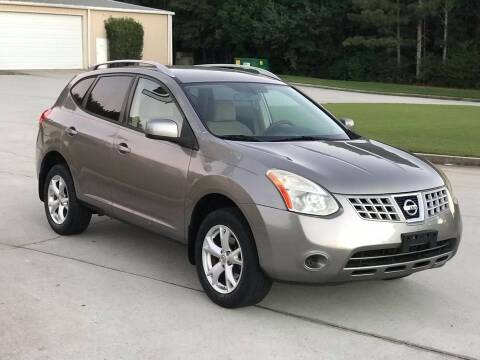 2009 Nissan Rogue for sale at Two Brothers Auto Sales in Loganville GA
