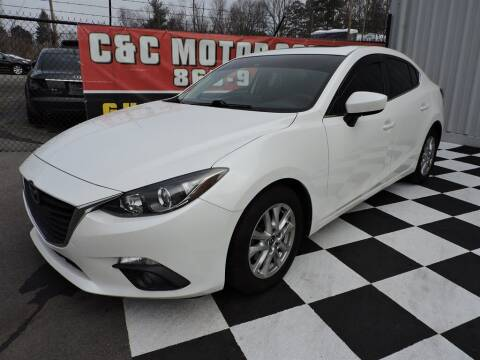 2015 Mazda MAZDA3 for sale at C & C Motor Co. in Knoxville TN