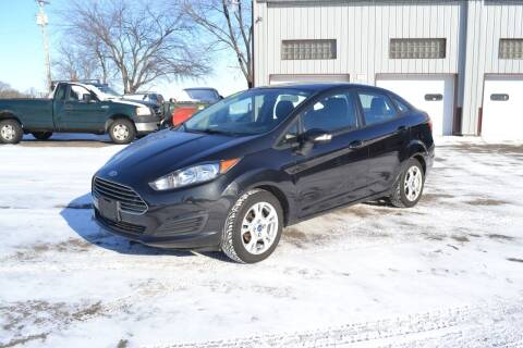 2014 Ford Fiesta for sale at Dave's Auto Sales in Winthrop MN