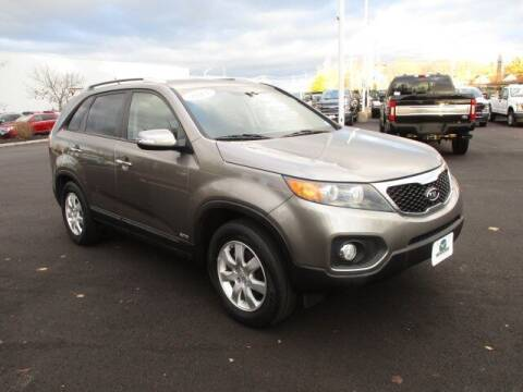 2013 Kia Sorento for sale at MC FARLAND FORD in Exeter NH