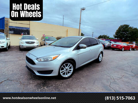 2015 Ford Focus for sale at Hot Deals On Wheels in Tampa FL