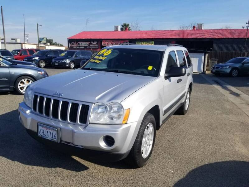 2006 Jeep Grand Cherokee for sale at Showcase Luxury Cars II in Pinedale CA