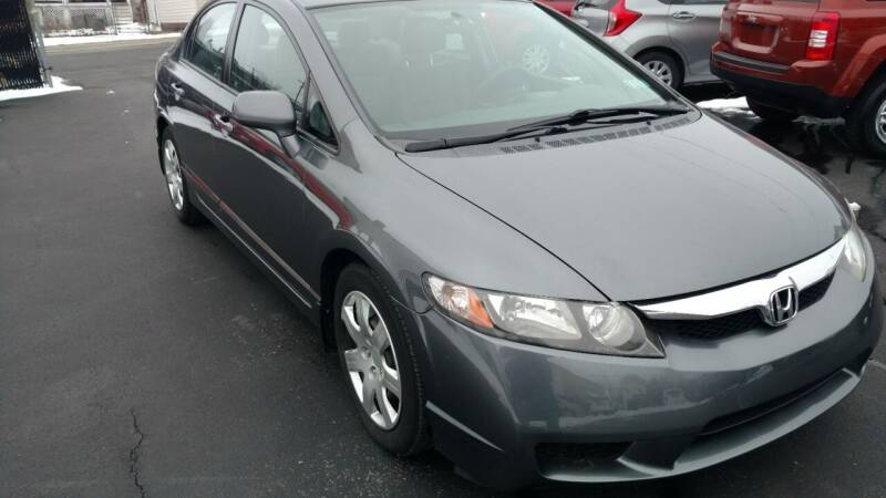 2010 Honda Civic for sale at Graft Sales and Service Inc in Scottdale PA