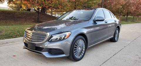 2017 Mercedes-Benz C-Class for sale at Western Star Auto Sales in Chicago IL