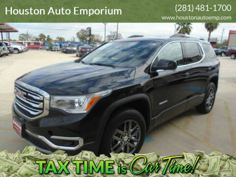 2017 GMC Acadia for sale at Houston Auto Emporium in Houston TX
