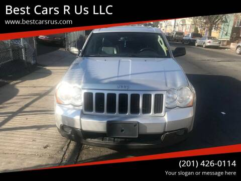 2008 Jeep Grand Cherokee for sale at Best Cars R Us LLC in Irvington NJ