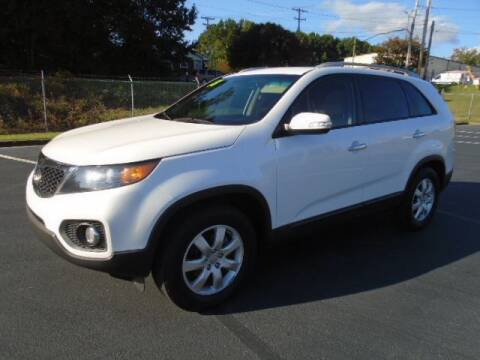 2013 Kia Sorento for sale at Atlanta Auto Max in Norcross GA