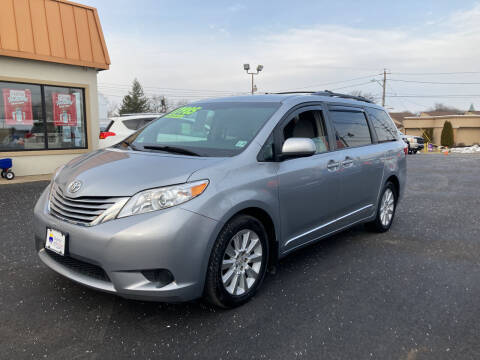 2015 Toyota Sienna for sale at Majestic Automotive Group in Cinnaminson NJ