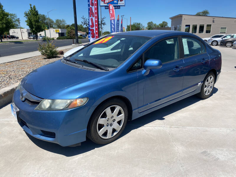 2009 Honda Civic for sale at Allstate Auto Sales in Twin Falls ID