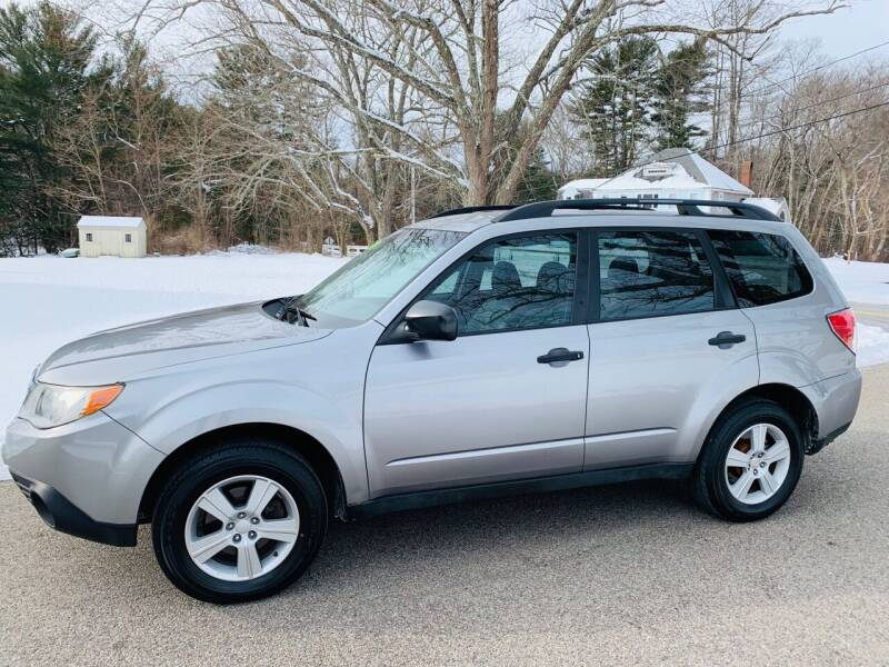 2010 Subaru Forester for sale at 41 Liberty Auto in Kingston MA
