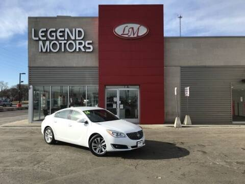 2016 Buick Regal for sale at Legend Motors of Waterford - Legend Motors of Ferndale in Ferndale MI