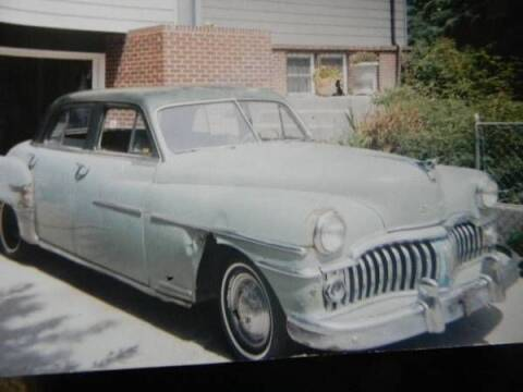 1950 Desoto Sedan for sale at Haggle Me Classics in Hobart IN