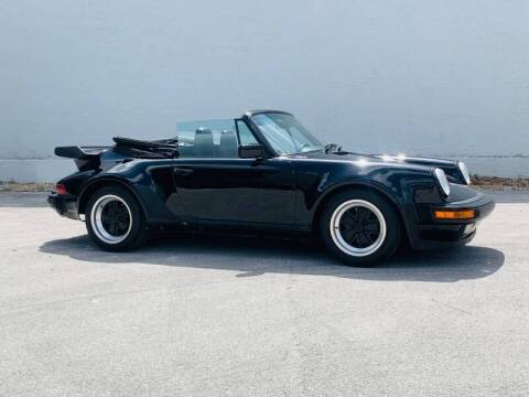 1989 Porsche 911 for sale at ZWECK in Miami FL