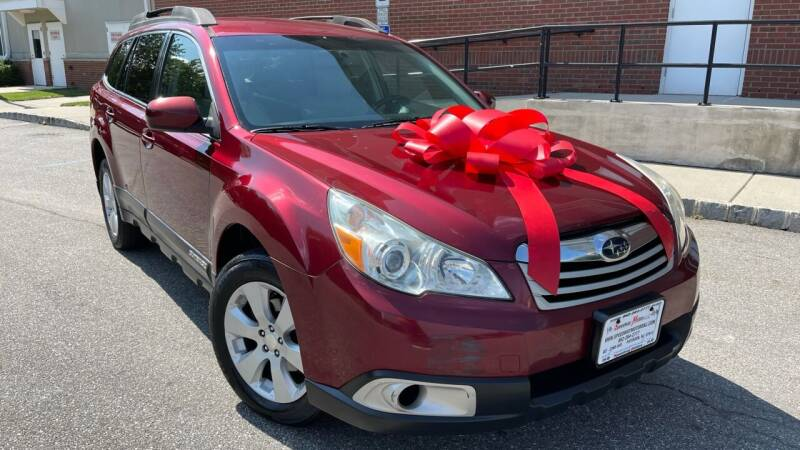 2011 Subaru Outback for sale at Speedway Motors in Paterson NJ