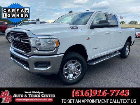 2020 RAM Ram Pickup 2500 for sale at West Michigan Auto and Truck Center in Cedar Springs MI