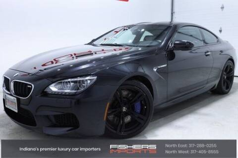 2014 BMW M6 for sale at Fishers Imports in Fishers IN