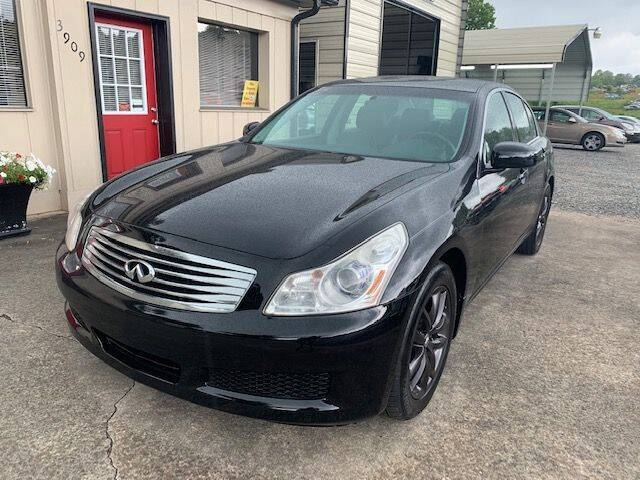 2008 Infiniti G35 for sale at IDEAL IMPORTS WEST in Rock Hill SC