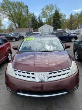 2007 Nissan Murano for sale at Mastro Motors in Garden City MI