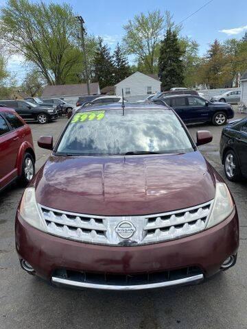 2007 Nissan Murano for sale at Mastro Motors in Garden City MI