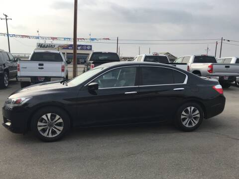 2014 Honda Accord for sale at First Choice Auto Sales in Bakersfield CA