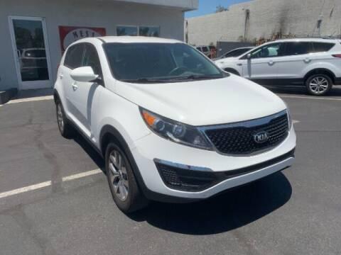 2015 Kia Sportage for sale at Brown & Brown Auto Center in Mesa AZ