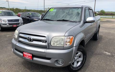 2006 Toyota Tundra for sale at Carmans Used Cars & Trucks in Jackson OH