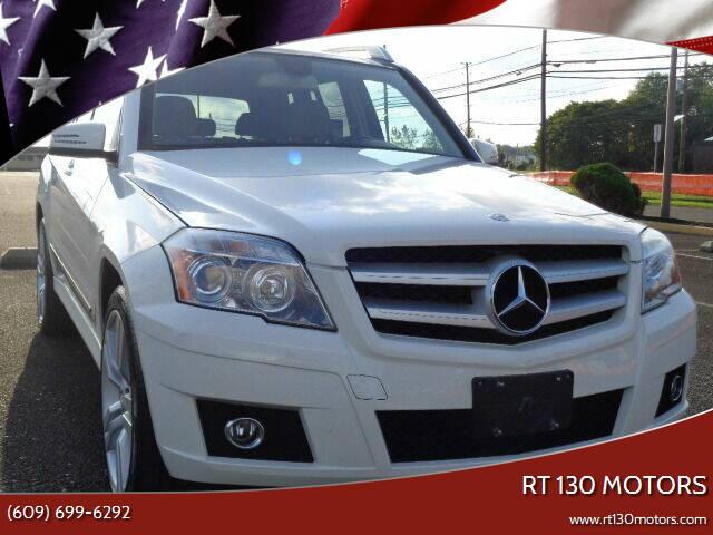 2012 Mercedes-Benz GLK for sale at RT 130 Motors in Burlington NJ
