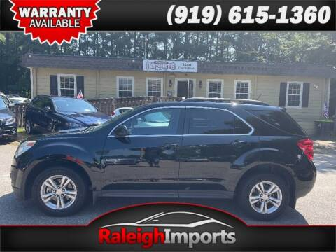 2015 Chevrolet Equinox for sale at Raleigh Imports in Raleigh NC