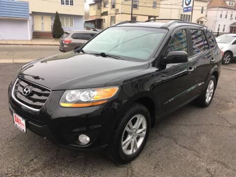 2011 Hyundai Santa Fe for sale at B & M Auto Sales INC in Elizabeth NJ
