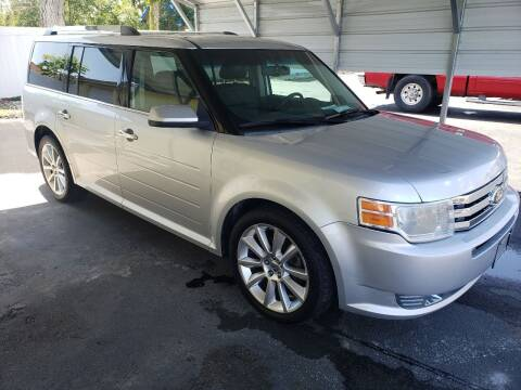 2010 Ford Flex for sale at ANYTHING ON WHEELS INC in Deland FL