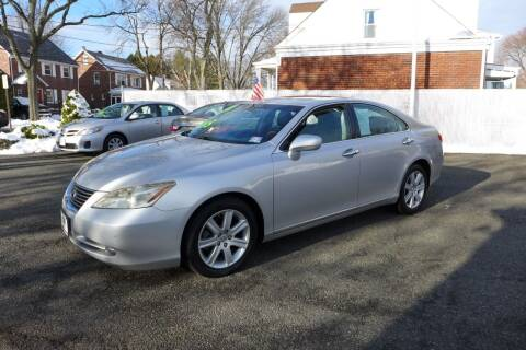 2008 Lexus ES 350 for sale at FBN Auto Sales & Service in Highland Park NJ