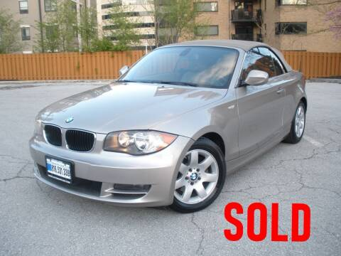 2011 BMW 1 Series for sale at Autobahn Motors USA in Kansas City MO