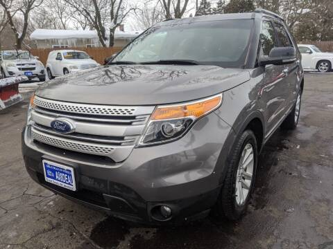 2012 Ford Explorer for sale at GREAT DEALS ON WHEELS in Michigan City IN