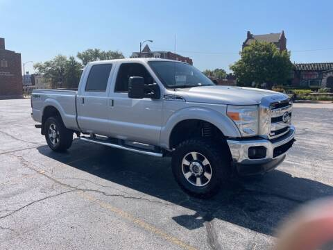 2011 Ford F-250 Super Duty for sale at DC Auto Sales Inc in Saint Louis MO