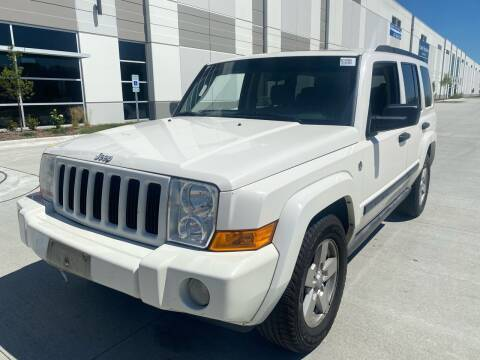 2006 Jeep Commander for sale at Quality Auto Sales And Service Inc in Westchester IL