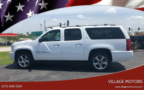 2014 Chevrolet Suburban for sale at Village Motors in Sullivan MO