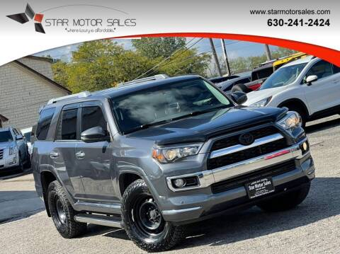 2018 Toyota 4Runner for sale at Star Motor Sales in Downers Grove IL